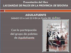 Danzas de Palos en la provincia de Segovia