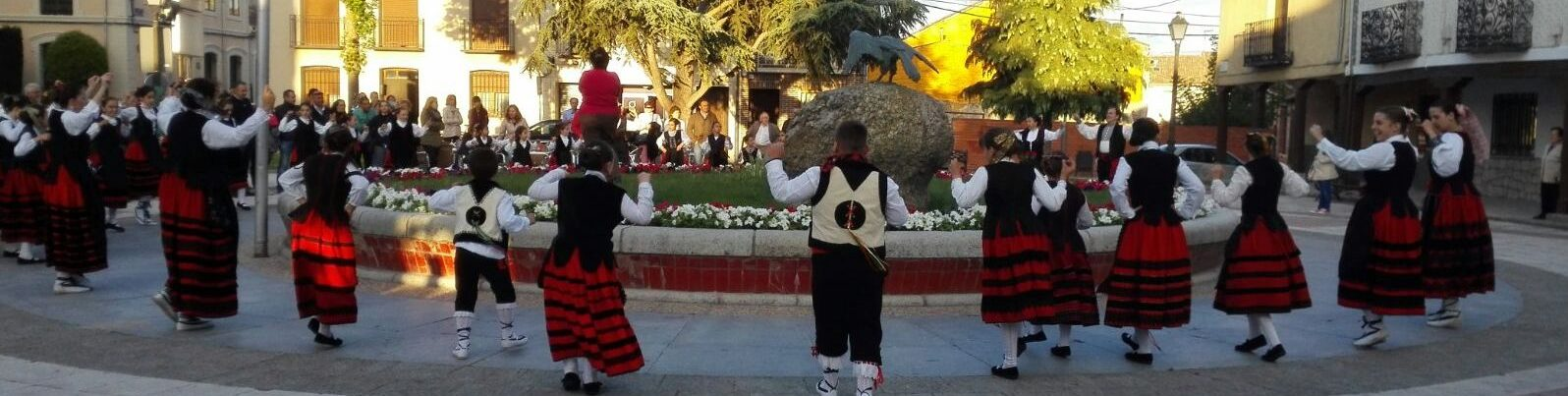 "Asociación de Danzas ""Las Zarrizuelas"""